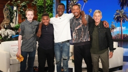 Will Smith Surprises Students After Viral Act Of Kindness