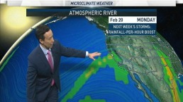 Rob's Forecast: Wet Weather on the Way