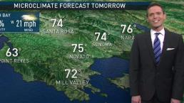 Jeff's Forecast: AM Shower Chance