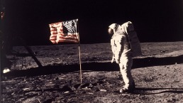 One Giant Leap: The First Moon Landing in Photos