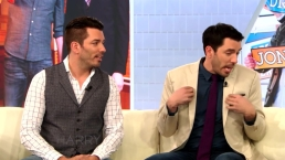 'Property Brothers' Star Jonathan and Drew Scott and Harry Discuss Uncanny Resemblance To One Another