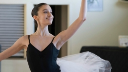 Daly City Student Wins Ballet Competition Semi-Finals