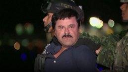 'El Chapo' Extradited to United States