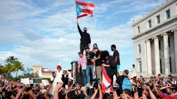 Puerto Rico in Protests to Drive Out Gov. Ricardo Rosselló
