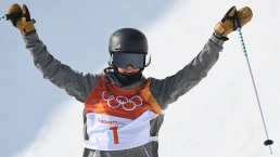 Feb. 20 Olympics Photos: Brita Sigourney Wins Bronze