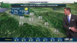 Jeff's Forecast: Breezy Warm Weekend