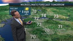 Jeff's Forecast: Chilly AM 40s and Fire Danger