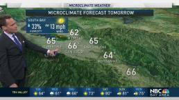 Jeff's Forecast: Chilly AM and Rain This Week