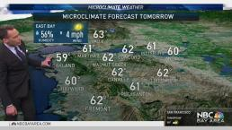 Jeff's Forecast: Chilly Start and Next Shower Chance