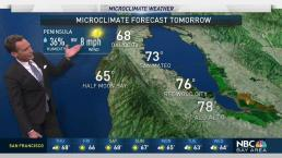 Jeff's Forecast: Cool AM and Rain Chance Update