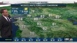 Jeff's Forecast: Cooling and More Wind Soon