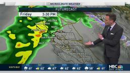 Jeff's Forecast: Friday Rain