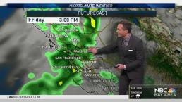 Jeff's Forecast: Friday and Weekend Rain