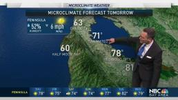 Jeff's Forecast: Hot Weather Fades