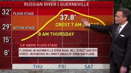 Jeff's Forecast: More Rain Thursday Keeps Flood Threat