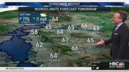 Jeff's Forecast: Overcast As Temperatures Drop