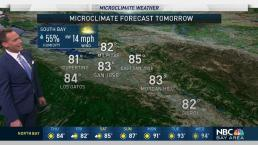 Jeff's Forecast: SF Fog and Warm Inland