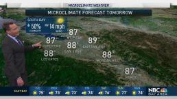 Jeff's Forecast: Warmer Tuesday