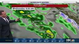 Jeff's Forecast: Wet Morning Commute