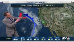 Jeff's Forecast: Wet Weather Returns