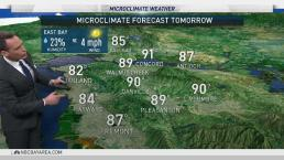 Bay Area Weather Forecast Maps And Doppler Radar NBC Bay Area - Us weather map weekend