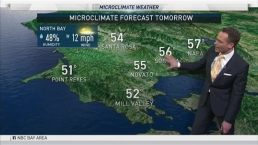 Jeff's Forecast: Sunny Friday and Weekend Rain Chance