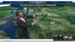 Jeff's Forecast: Near Record Heat