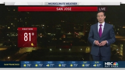 Rob's Forecast: Sweltering Temps Stick Around