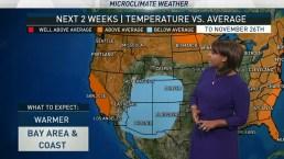 Kari's Forecast: Staying Dry, Cooler