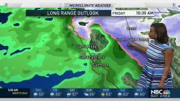 Kari's Forecast: Another Round of Rain