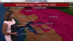 Kari's Forecast: Dangerous Hot Weather