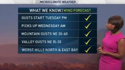 Kari's Forecast: Fire Danger Tonight