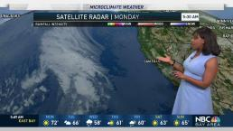 Kari's Forecast: Mid-Week Rain