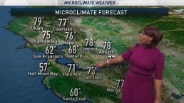 Kari's Forecast: Pleasant Afternoon