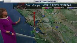 Kari's Forecast: Rain Moving Out