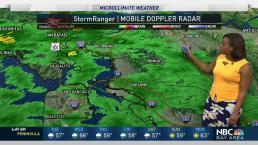 Kari's Forecast: Rain Returns Today