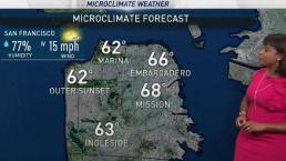 Kari's Forecast: Seasonable and Dry