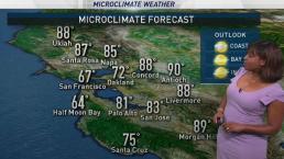 Kari's Forecast: Sunny Start to the Day