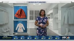 Kari's Forecast: Sunny and Breezy Today
