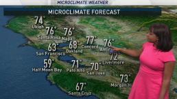 Kari's Forecast: Sunshine and Warmth