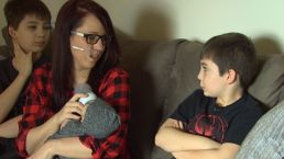 9-Year-Old Saves Mom