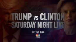 """Saturday Night Live"" Returns With Political Face-Off"