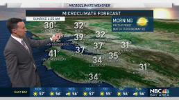 Rob's Forecast: Clearing and Frosty Start
