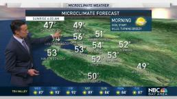 Rob's Forecast: Fire Danger and Valley Temps Rising