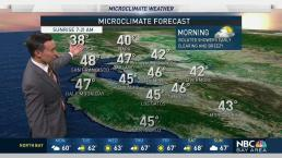 Rob's Forecast: Isolated Showers Then Clearing