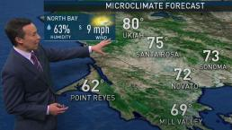 Rob's Forecast: Mild Weekend