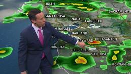 Rob's Forecast: Showers and Isolated Thunder Sunday