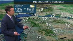 Rob's Forecast: Warm Weather Continues