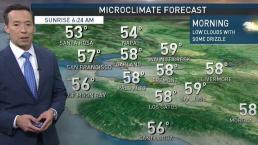 Rob's Forecast: Cooler Than Average Temps