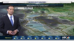 Rob Mayeda's Weekend Forecast